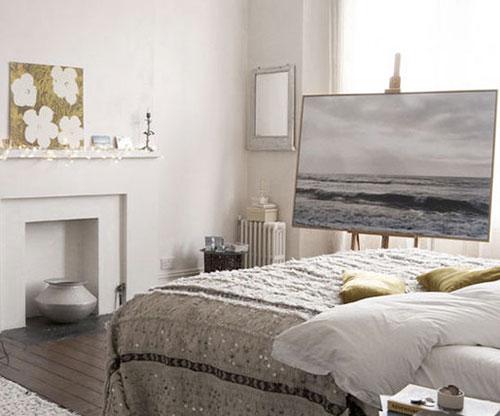 Open haard in de slaapkamer slaapkamer idee n - Decoratie voor slaapkamer ...