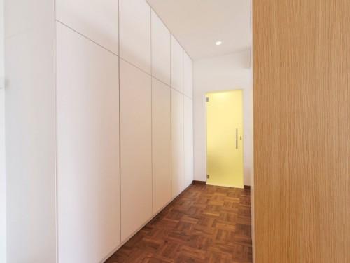 ... met inloopkast idee n voor een open slaapkamer slaapkamer met gordijn
