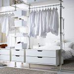 10x Open kledingkast in slaapkamer