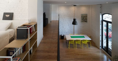 Open loft appartement