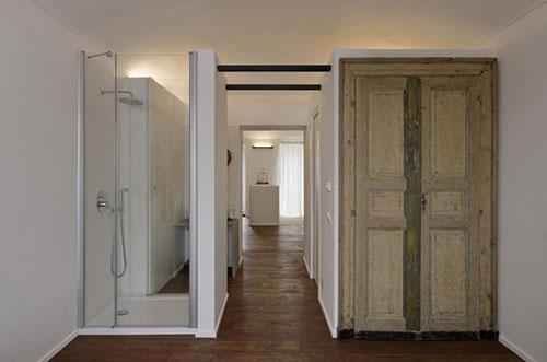 Open slaapkamer uit Italiaanse Turijn  Slaapkamer ideeën