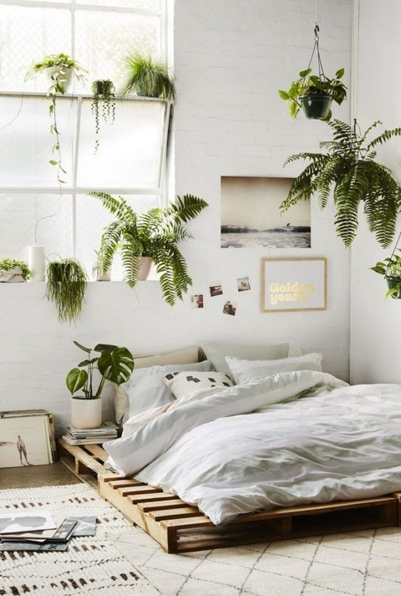10x Pallet bed