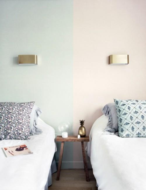 Slaapkamer Pastelkleuren: Slaapkamer inspiratie grijs toep en woon eu ...