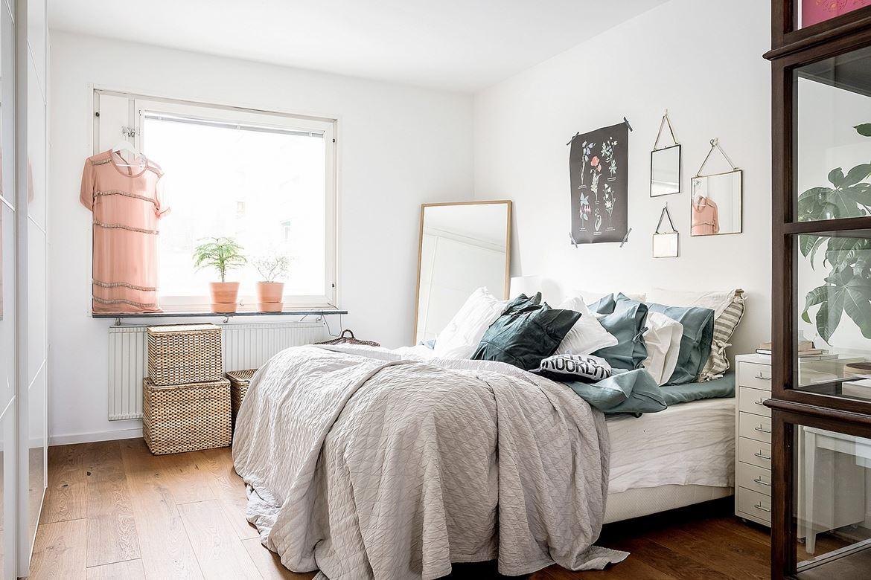 Persoonlijke slaapkamer met leuke decoratie | Slaapkamer ideeën