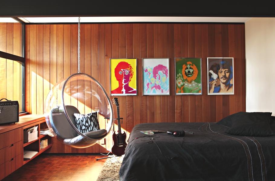 Retro Slaapkamer Ideeen.Retro Slaapkamer Uit Jaren 70 Slaapkamer Ideeen