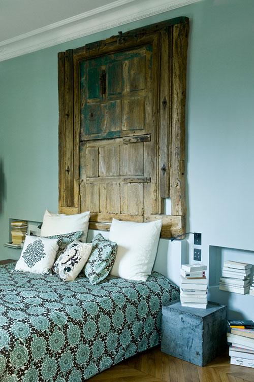 Romantische slaapkamer uit Parijs  Slaapkamer ideeën