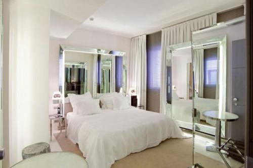 romantische slaapkamer in veneti