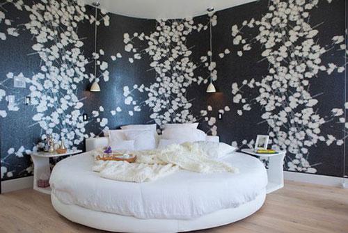 Ikea Slaapkamer Assortiment : Rond bed slaapkamer ideeën