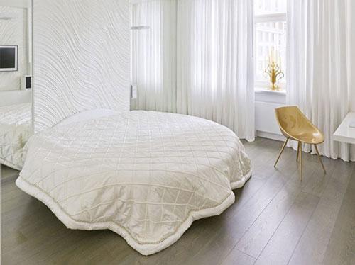 Slaapkamer Rond Bed : Rond bed