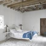 Rustieke slaapkamer inspiratie