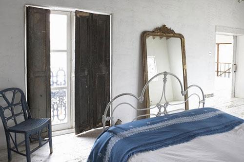 ... Slaapkamer : Slaapkamer vloer ideeen : Rustieke slaapkamer inspiratie