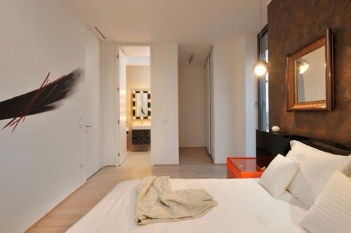 Muurdecoratie Voor Slaapkamer : Sfeervol nieuwbouw slaapkamer ...