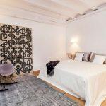 Sfeervolle intieme slaapkamer uit Barcelona