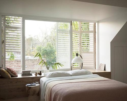 Tv Op Slaapkamer Ideeen : Sfeervolle slaapkamer uit Australië ...