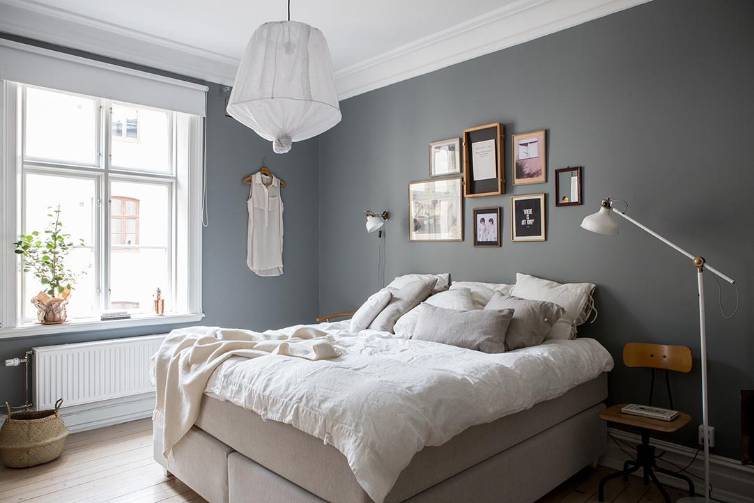 Sfeervolle slaapkamer met mooie styling | Slaapkamer ideeën