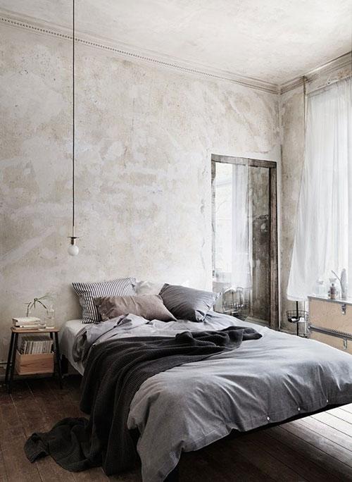Simpele slaapkamer verlichting