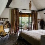 Slaapkamer van B&B Bea