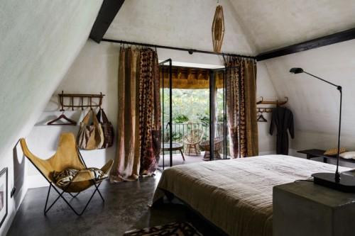 Slaapkamer Betonnen Vloer : Slaapkamer van b b bea slaapkamer ideeën