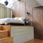 Slaapkamer bouwen op kast