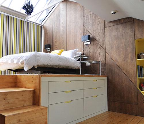 Slaapkamer Bouwen Op Kast Slaapkamer Ideeën