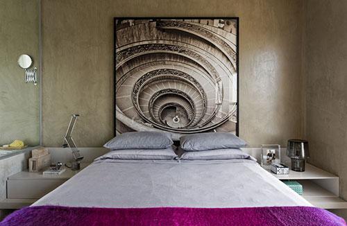 Open Douche In Slaapkamer : Slaapkamer van Braziliaanse loft ...
