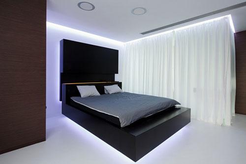 Slaapkamer geïnspireerd door designhotel  Slaapkamer ideeën