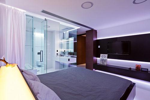Slaapkamer ge u00efnspireerd door designhotel   Slaapkamer idee u00ebn