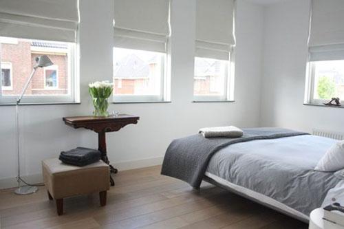 Slaapkamer gordijnen ideeu00ebn : Slaapkamer ideeu00ebn
