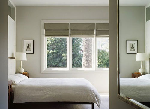 slaapkamer gordijnen ideeën | slaapkamer ideeën, Deco ideeën