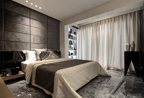 Slaapkamer gordijnen idee n slaapkamer idee n - Tende da camera da letto classiche ...