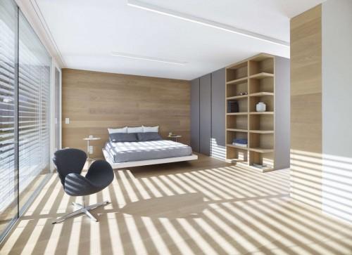 Slaapkamer Ideeen Hout : Slaapkamer met hout en glas Slaapkamer ...