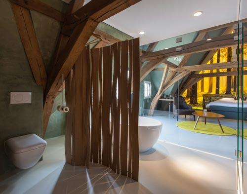 Slaapkamer ideeën van B&B La Suite