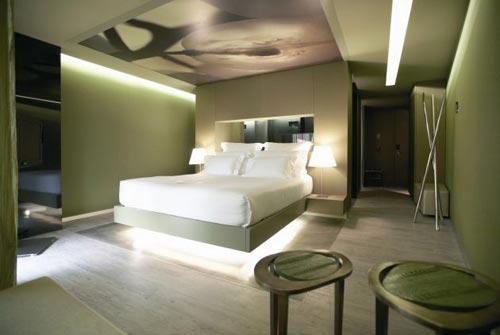Slaapkamer ideeën van The Vine hotel