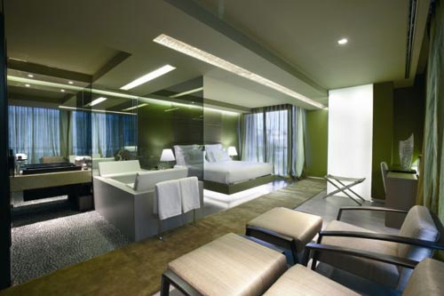 Paarse Slaapkamer : romantische slaapkamer ideeen : Slaapkamer op ...
