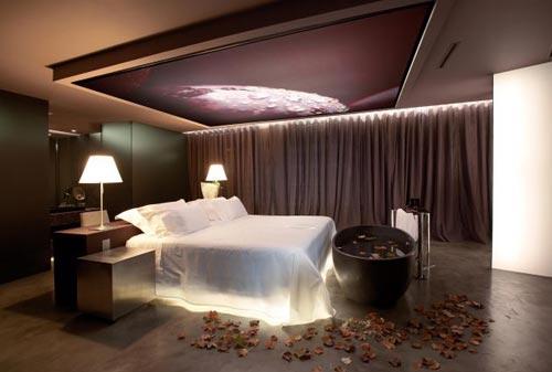 Slaapkamer ideeën van The Vine hotel  Slaapkamer ideeën