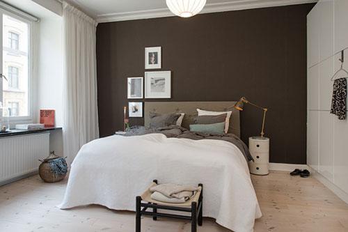 Zweedse Slaapkamer : Slaapkamer in Scandinavische stijl Slaapkamer ...