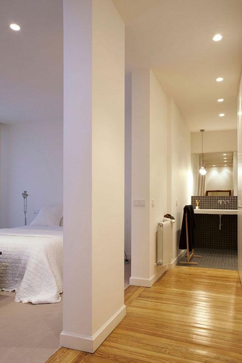 slaapkamer met inloopkast en badkamer  slaapkamer ideeën, Meubels Ideeën