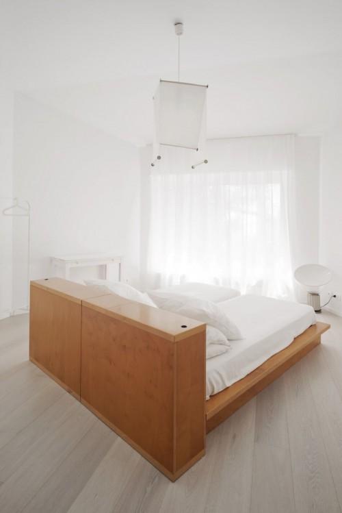 Slaapkamer inrichten met ongebruikelijke hoekenSlaapkamer inrichten ...