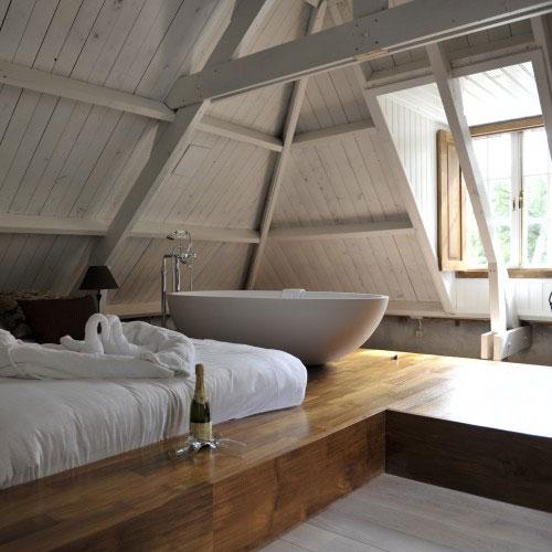 imgbd - slaapkamer ideeen zolder ~ de laatste slaapkamer, Deco ideeën