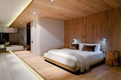 Slaapkamer inspiratie van POD hotel   Slaapkamer idee u00ebn