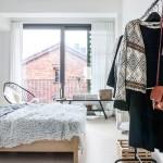 Slaapkamer van interieurontwerper Laura Seppänen