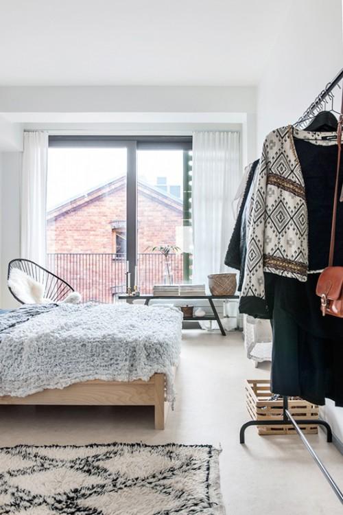 Slaapkamer van interieurontwerper Laura Seppänen | Slaapkamer ideeën