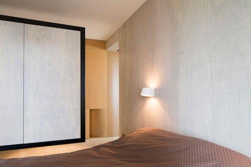 Scheidingswand Voor Slaapkamer : Slaapkamer met kledingkast scheidingswand combi slaapkamer ideeën