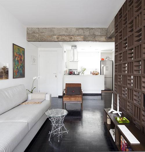 Slaapkamer van kleine loft appartement | Slaapkamer ideeën