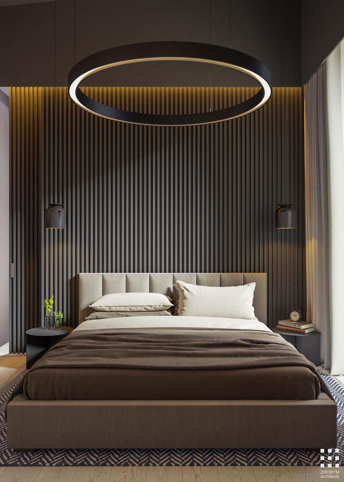 slaapkamer led verlichting hanglamp