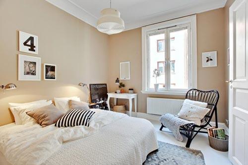 Slaapkamer met leuke decoratie ideeën Slaapkamer ideeën
