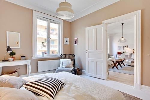 Slaapkamer Schilderen Ideeën : Slaapkamer met leuke decoratie idee?n
