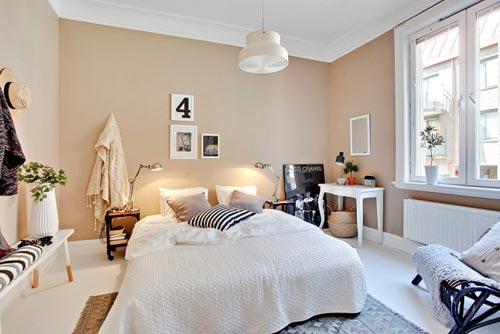 Slaapkamer met leuke decoratie ideeën | Slaapkamer ideeën