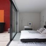 Slaapkamer van Loft Bordeaux