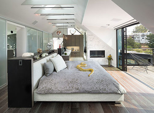 luxe slaapkamer met badkamer ~ lactate for ., Deco ideeën